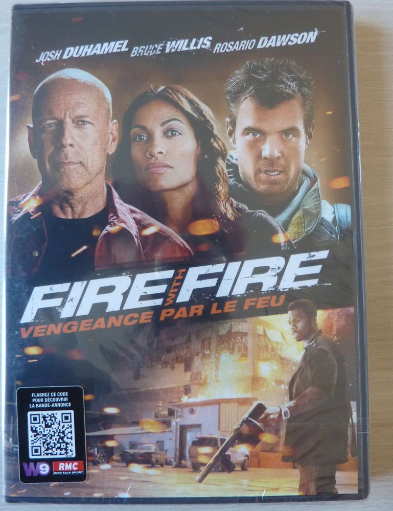 Fire With Fire : Vengeance Par Le Feu : vengeance, Vengeance, Blister, Nieuwe, Films,, Cultfilms,, Actiefilms