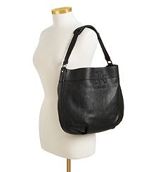 Tory Burch Stacked t Hobo