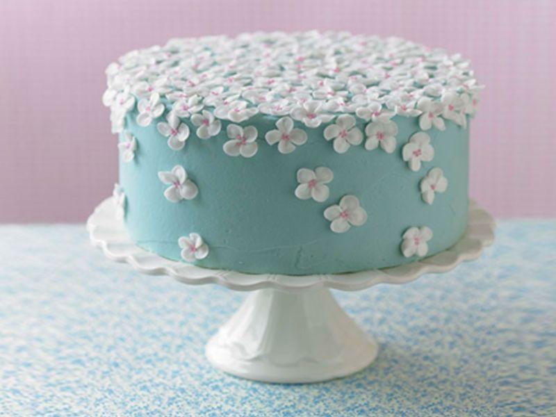 Birthday Cake Decorating Ideas Buttercream : cake decorating Kuchen Inspiration Pinterest Cake ...