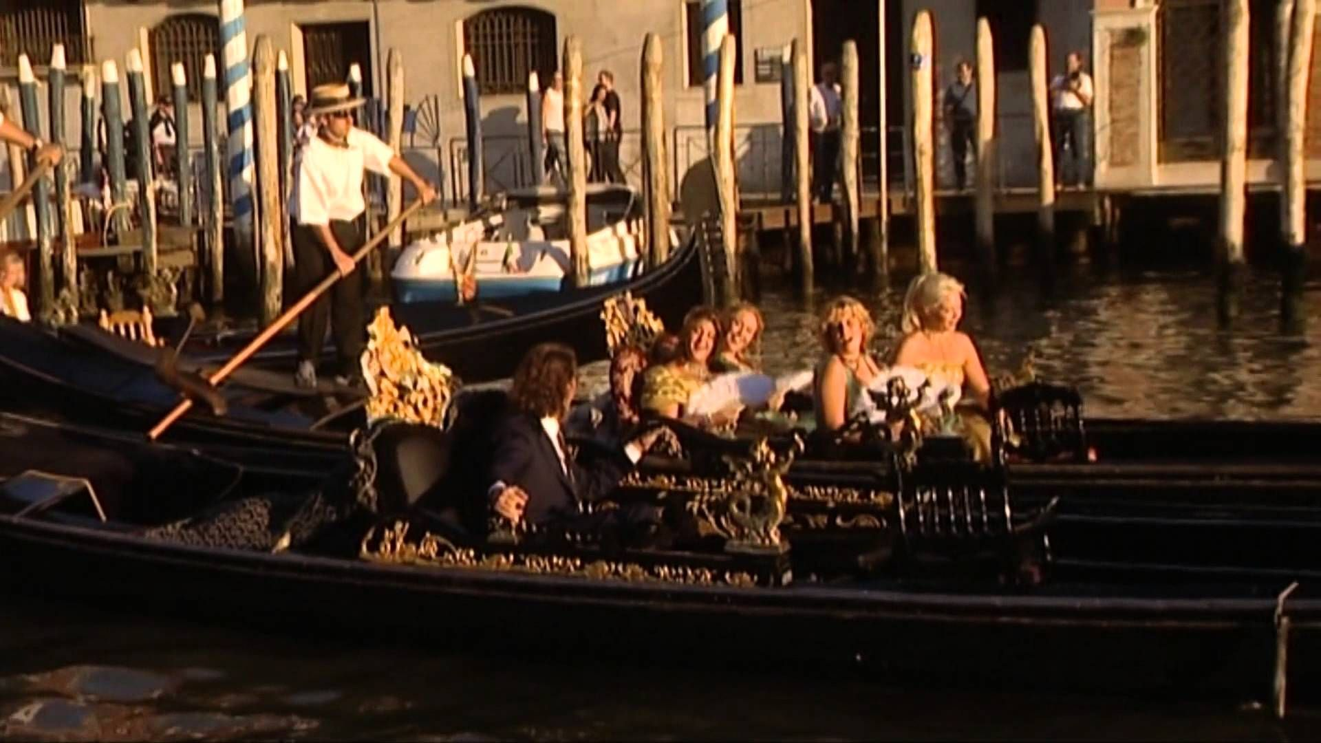 Andre Rieu Love In Venice Congrats To George Clooney And His