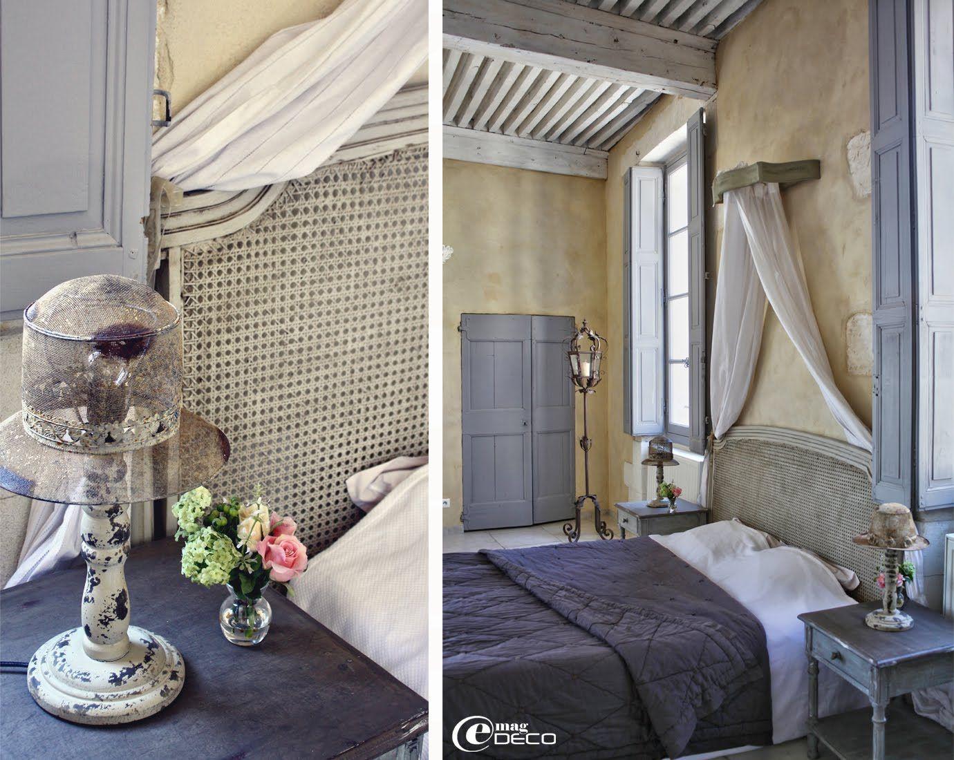 lampe de chevet chapeau en m tal t te de lit et chevet. Black Bedroom Furniture Sets. Home Design Ideas