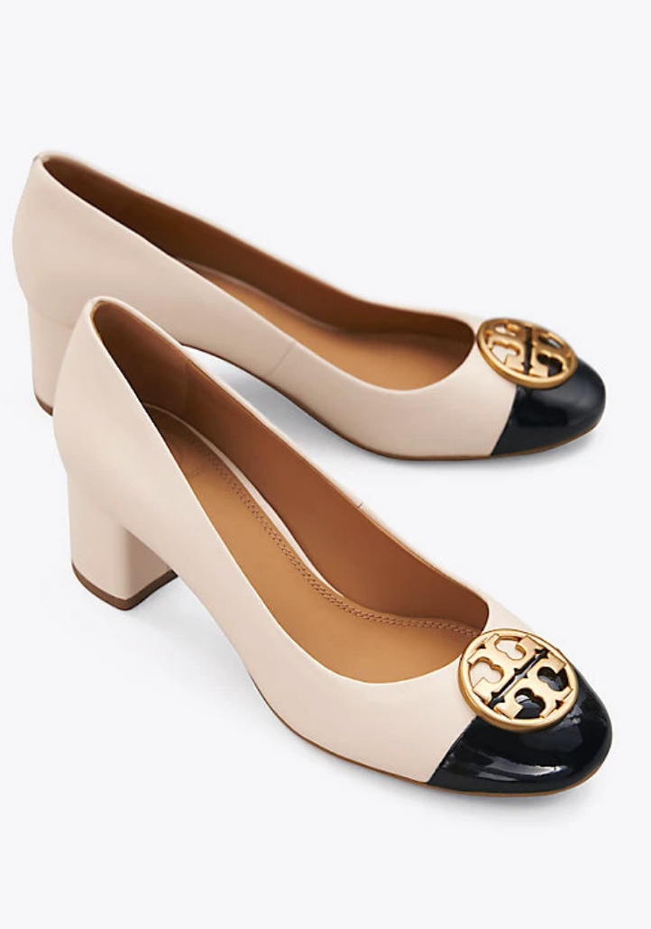 6d2761015 Tory Burch CHELSEA CAP-TOE PUMP in 2019
