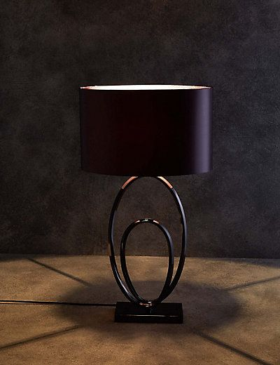 Eton table lamp ms