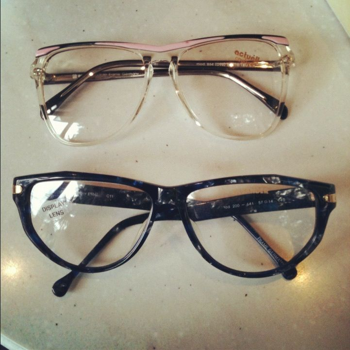 JILSANDER blue eyewear www.vintagelunettes.com