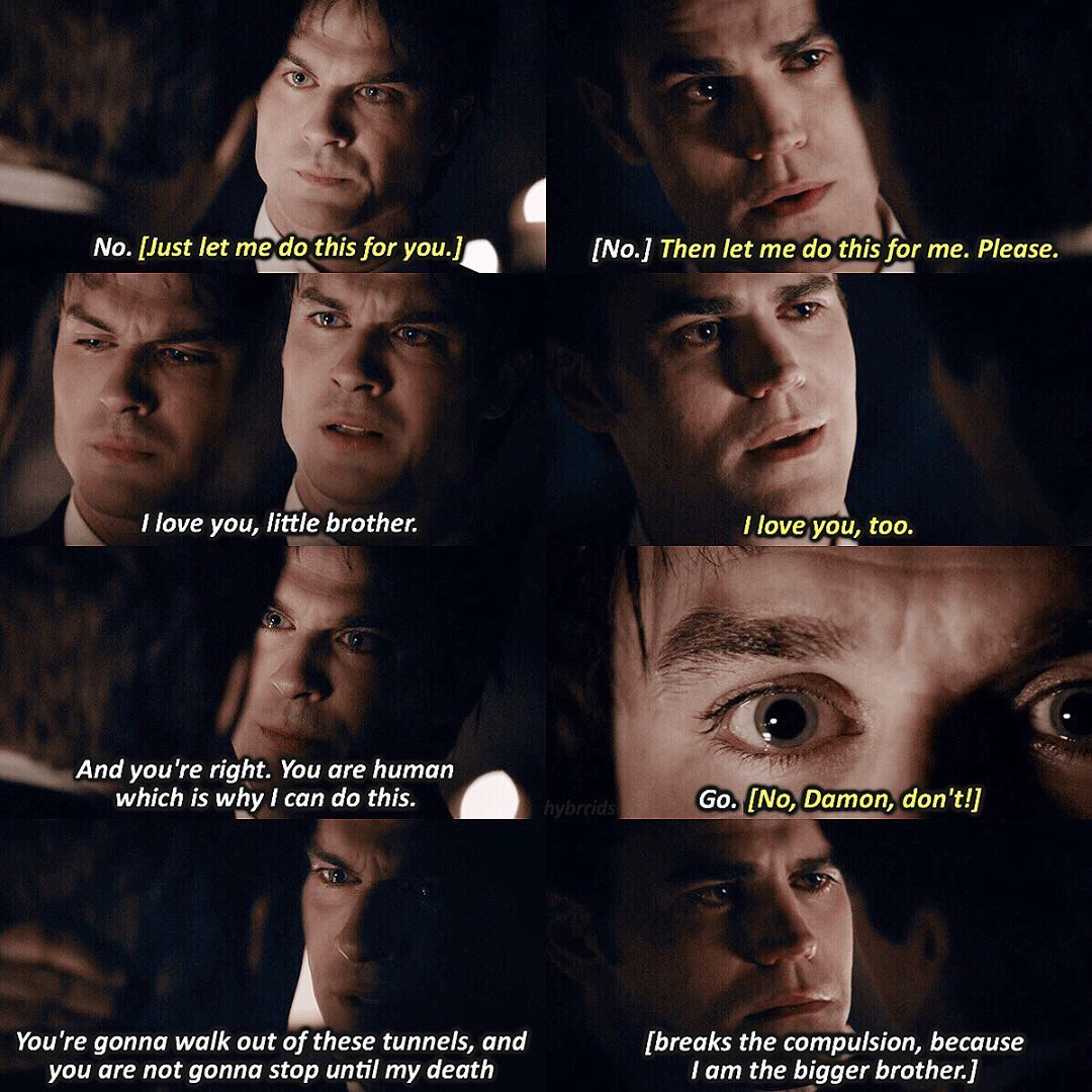 Salvatore on the vampire diaries he was pictures to pin on pinterest -  Tvd 8x16 I Was Feeling Epic Damon And Stefan