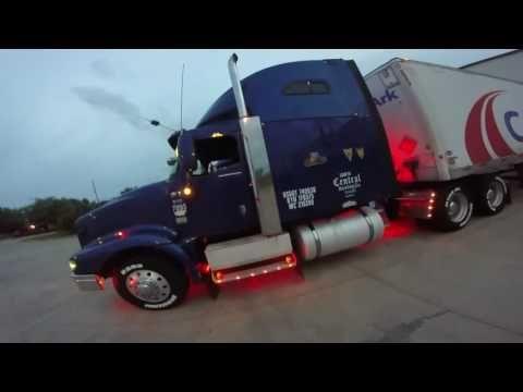 Weekly Trucking Vlog #63-Houston/Igloo/Georgia
