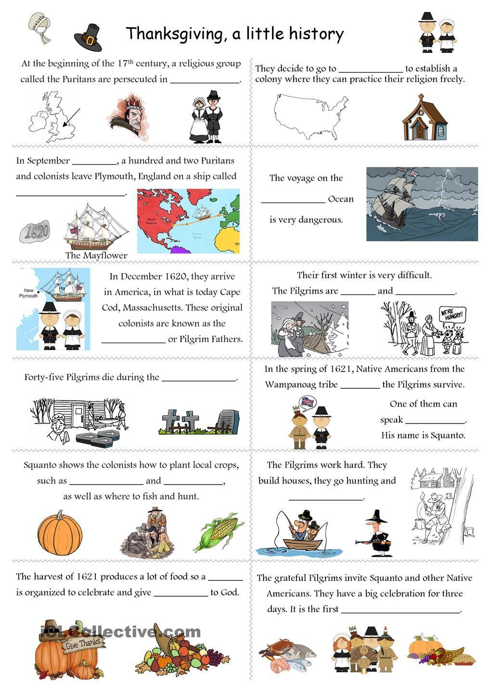 The Origins Of Thanksgiving Thanksgiving Worksheets Origin Of Thanksgiving Thanksgiving Lessons [ 1440 x 1018 Pixel ]