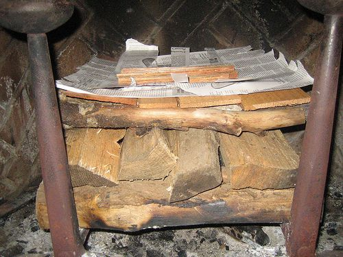 How to Light A Fire In A Fireplace – Fireplace Ideas Gallery Blog