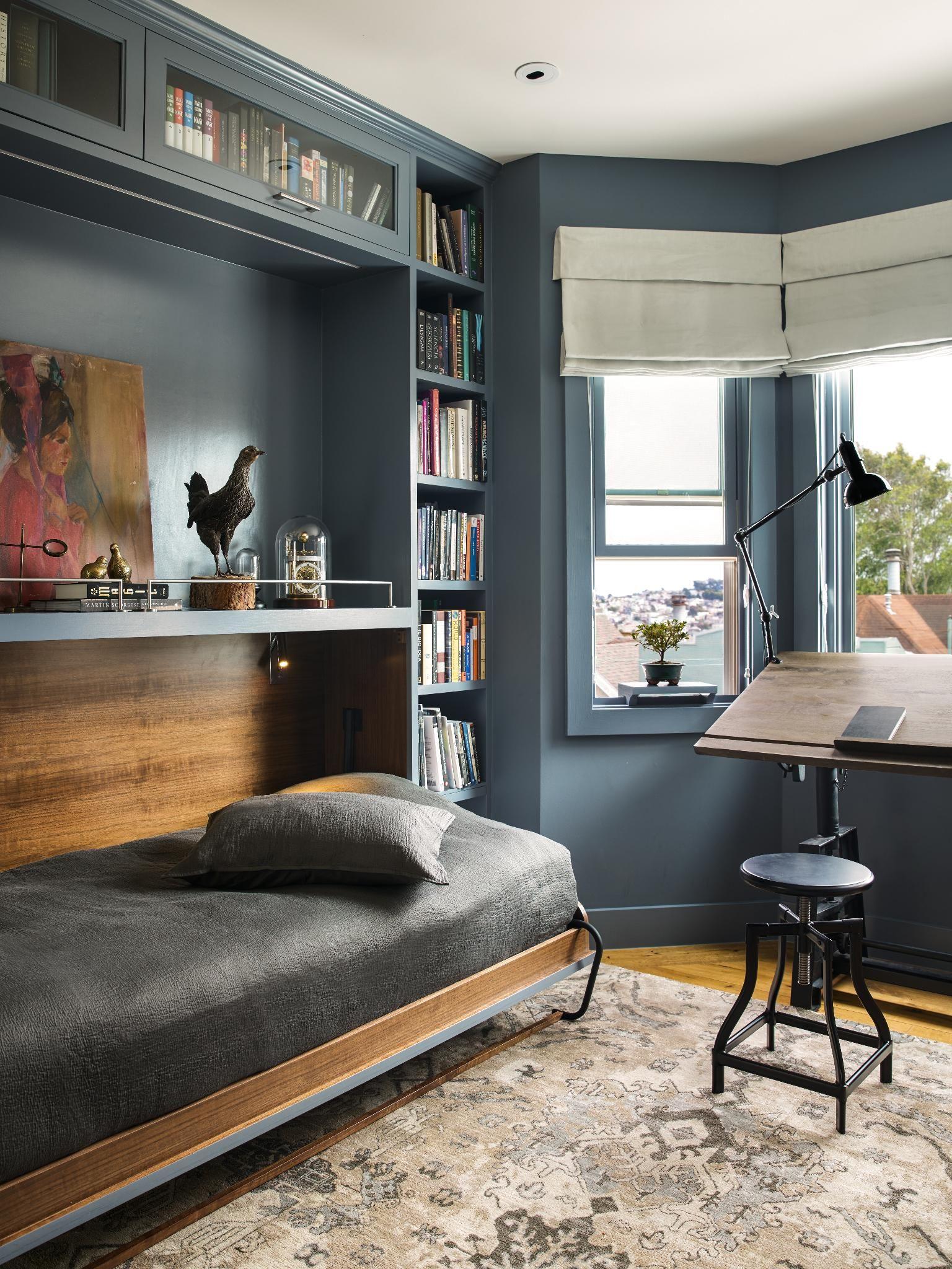16 Multifunctional Guest Bedroom Ideas Hgtv Bedrooms