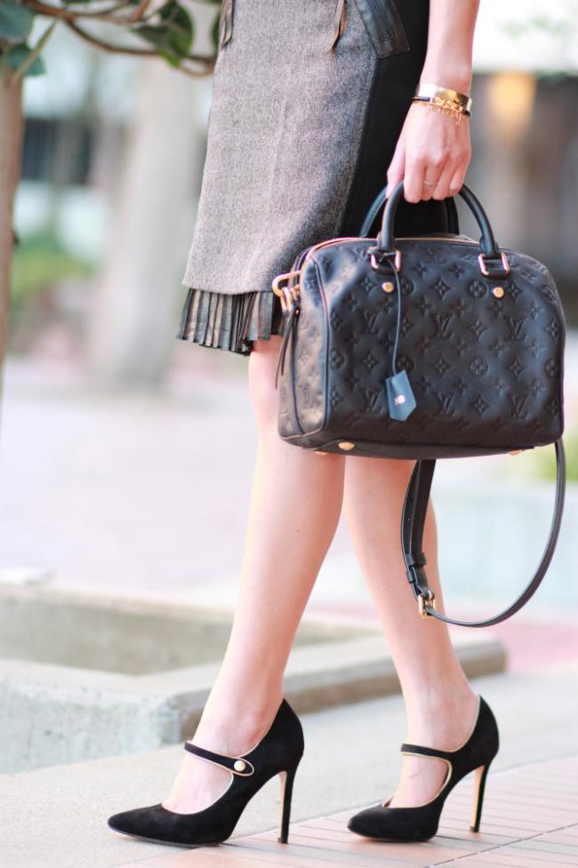 It S Been Awhile Hello Again Louis Vuitton Empreinte Speedy 25 Bag