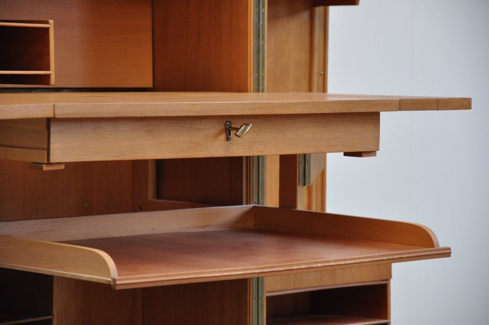 Mid Mod Design Mummenthaler And Meier Desk In A Box Ca 1950 Desk Cool Furniture Diy Woodworking