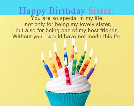 Happy birthday wishes for sister the birthday board pinterest happy birthday quotes for sister birthday wishes for sister birthday messages for sister happy birthday sister birthday images for sis m4hsunfo Images