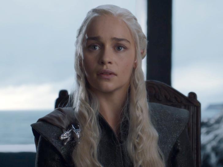 Daenerys Targaryen Worried Game Of Thrones Season 7 Deanerys Targaryen Mother Of Dragons Daenerys Targaryen Season 7