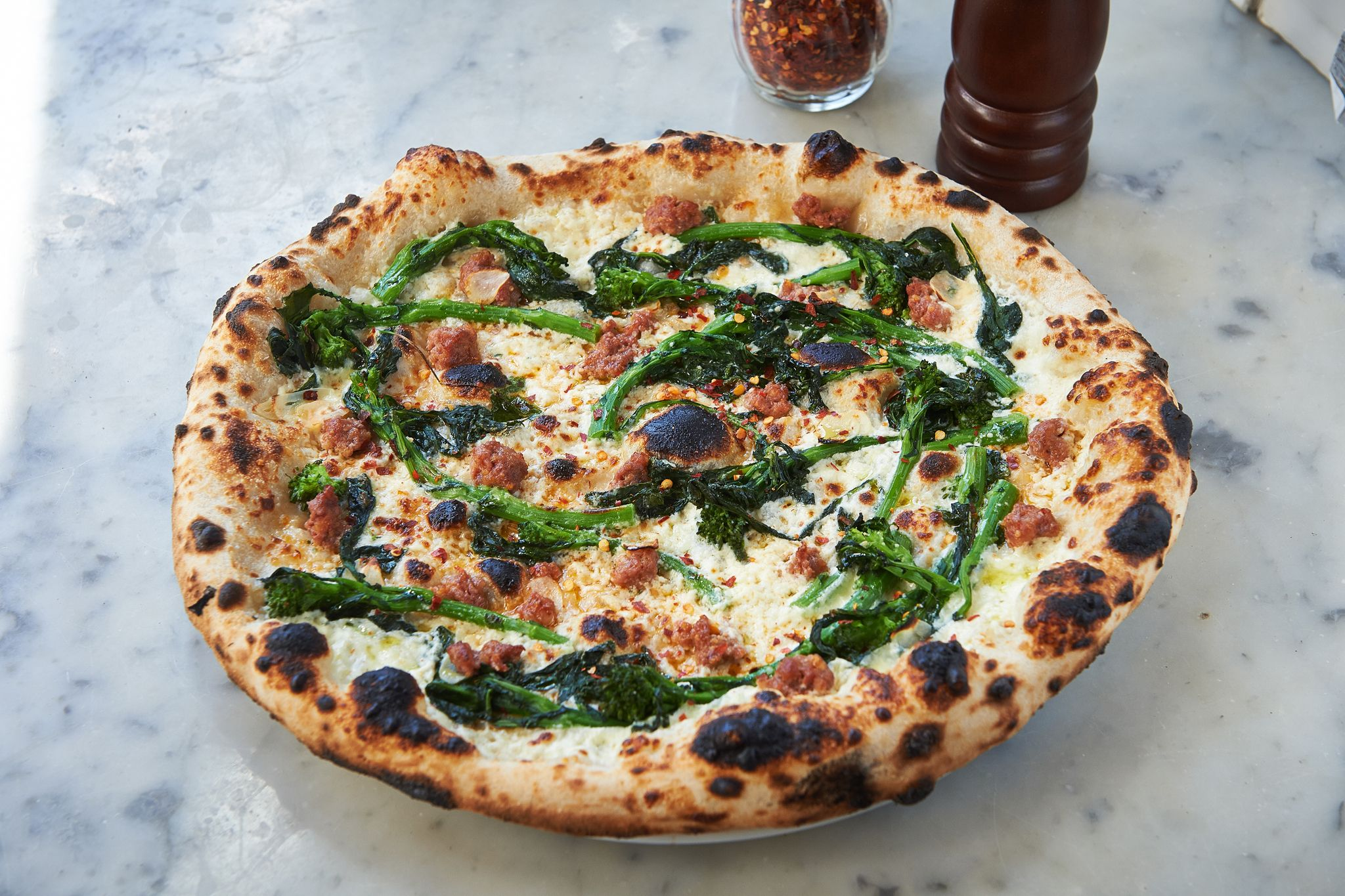 Some Of The Best New York Restaurants Put Sauce Cheese And Twirled Dough At A Premium But All Pizzerias In Nyc Only Few Contenders Made Our List