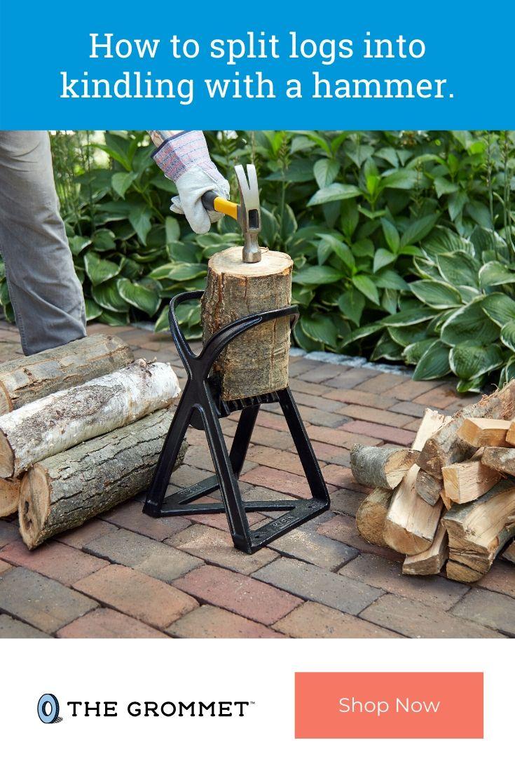 KABIN KindleQuick Log Splitter in 2020 Kindling