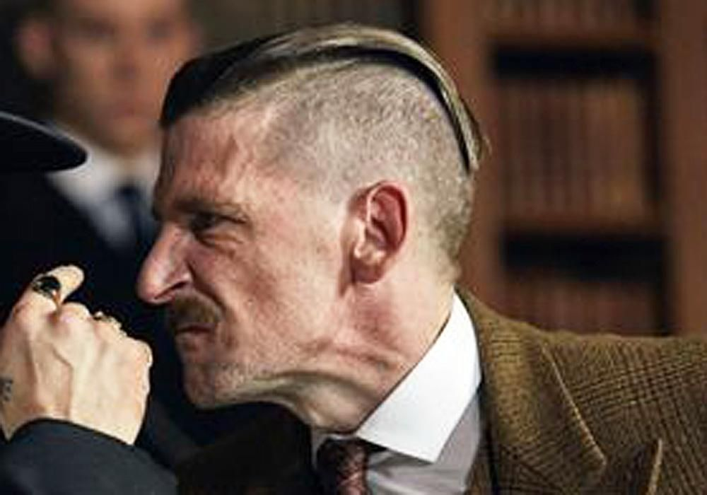 How To Get The Arthur Shelby Peaky Blinders Haircut ...