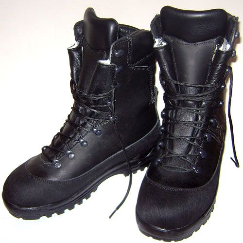 Russische Armee Spetsnaz Leder Special Forces OMON Stiefel