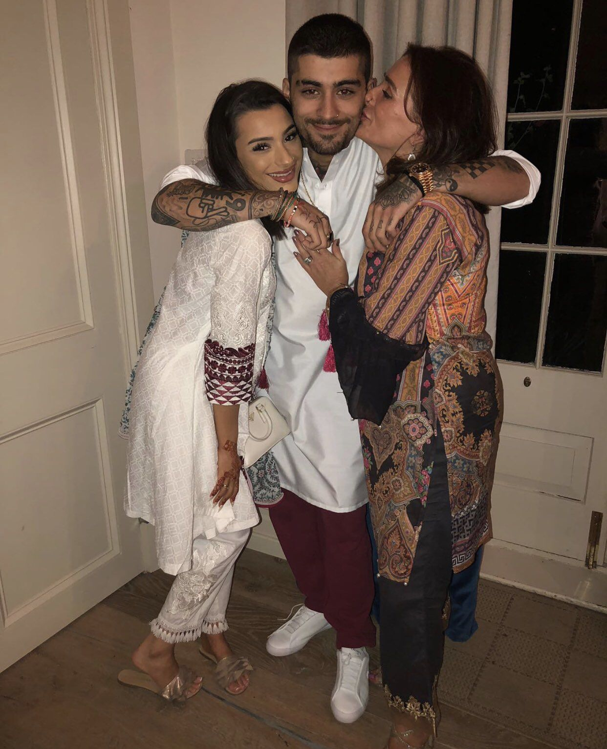 It Makes Me So Happy To See Him Celebrate Eid Zayn Mailk Zayn Malik