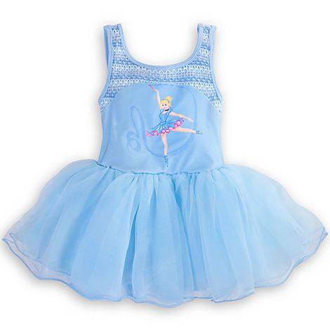 9e55d6b915b9 Cinderella Tutu Leotard for Girls