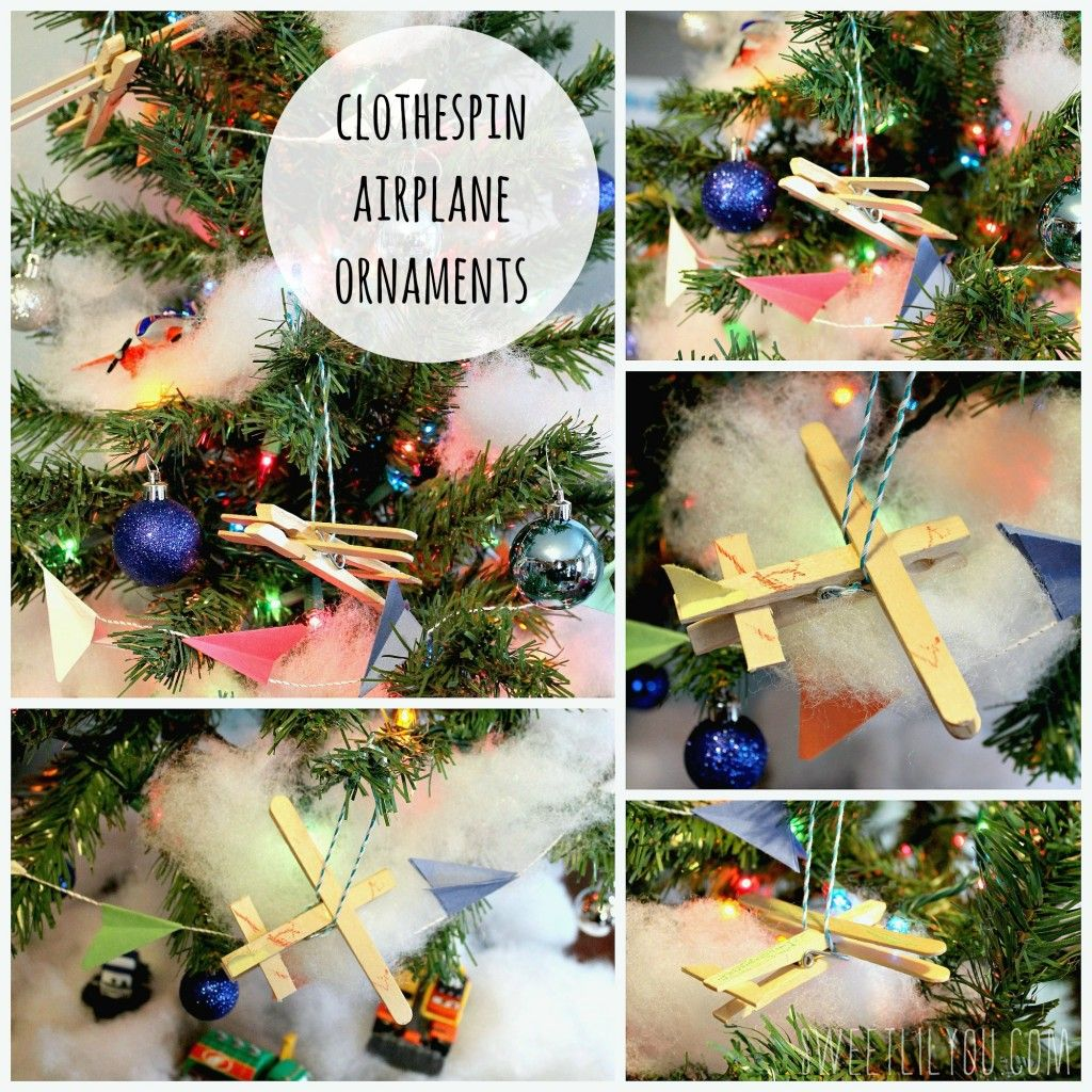 Aviation Themed Christmas Tree Christmas Tree Themes Mini Christmas Tree Handmade Christmas Tree