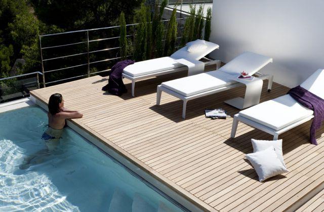 Outdoor Lounge Vis A Vis ? Bitmoon.info Dekoration Mit Blumen Ideen Entsprechende Fruhlingsstimmung