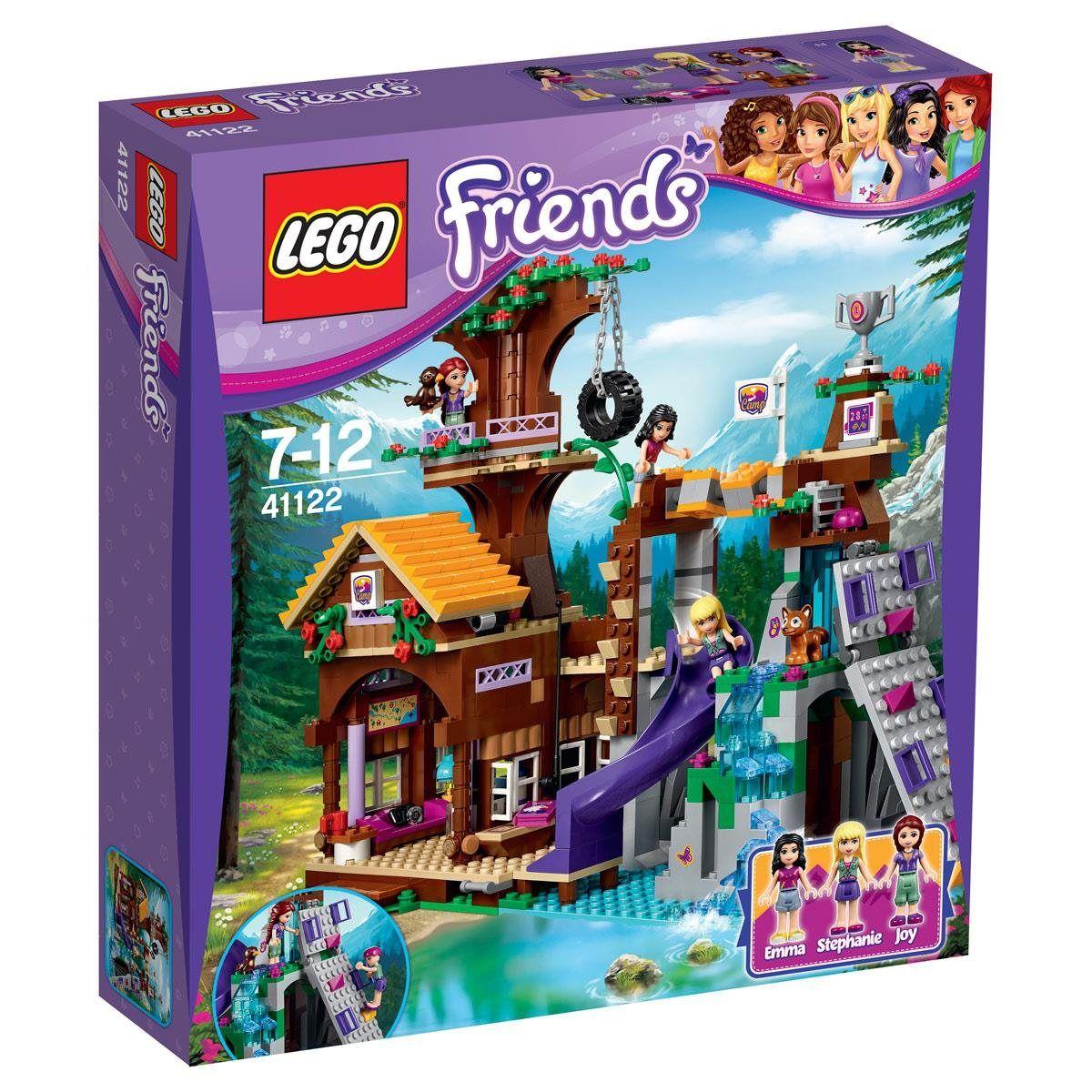 LEGO Friends Adventure Camp Tree House - 41122 | Kmart ...