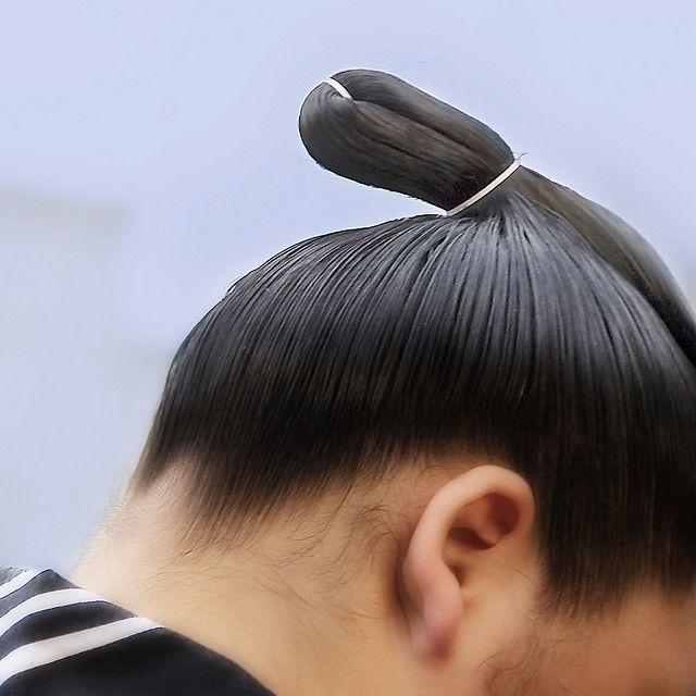 Chonmage Sumo Japan Asien Und Klassische Frisuren