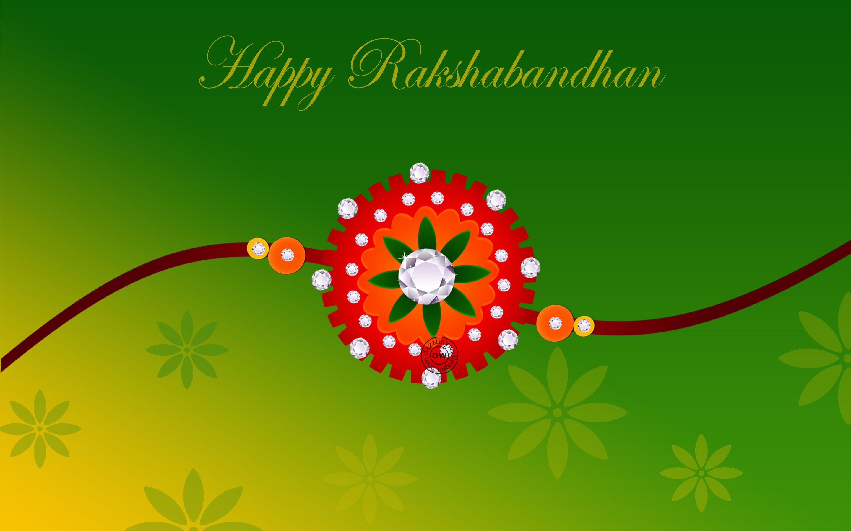 Happy Raksha Bandhan Rakhi Brother Sister Love Wallpapers