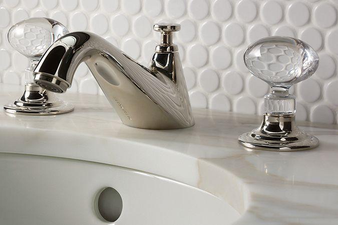 Guest Bath Opus Waterworks Waterworks Faucet Lavatory Faucet Bathroom Faucets