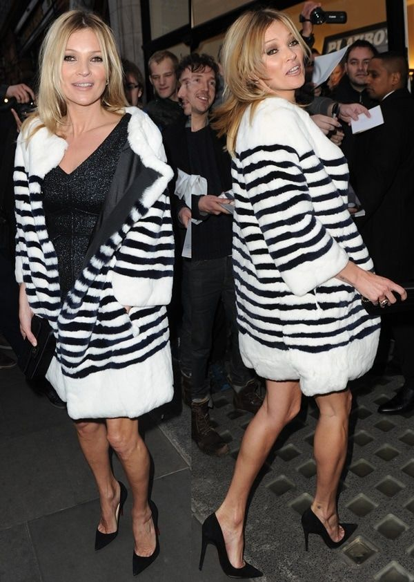 Why Would Kate Moss Wear Anything but \