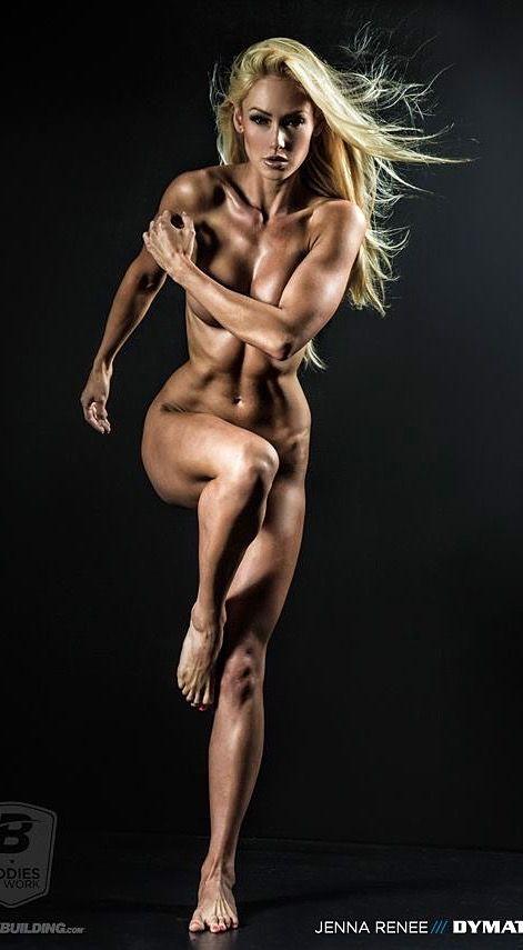 Crossfit body women nude valuable