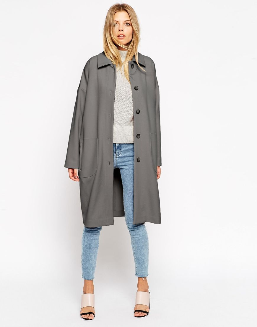 Asos duster mantel