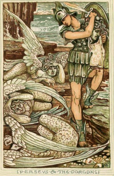 Here Is Today S Free Book Online A Wonder Book By Nathaniel Hawthorne Which Contains The Stories Of King Mida Walter Crane Mythological Creatures Greek Myths