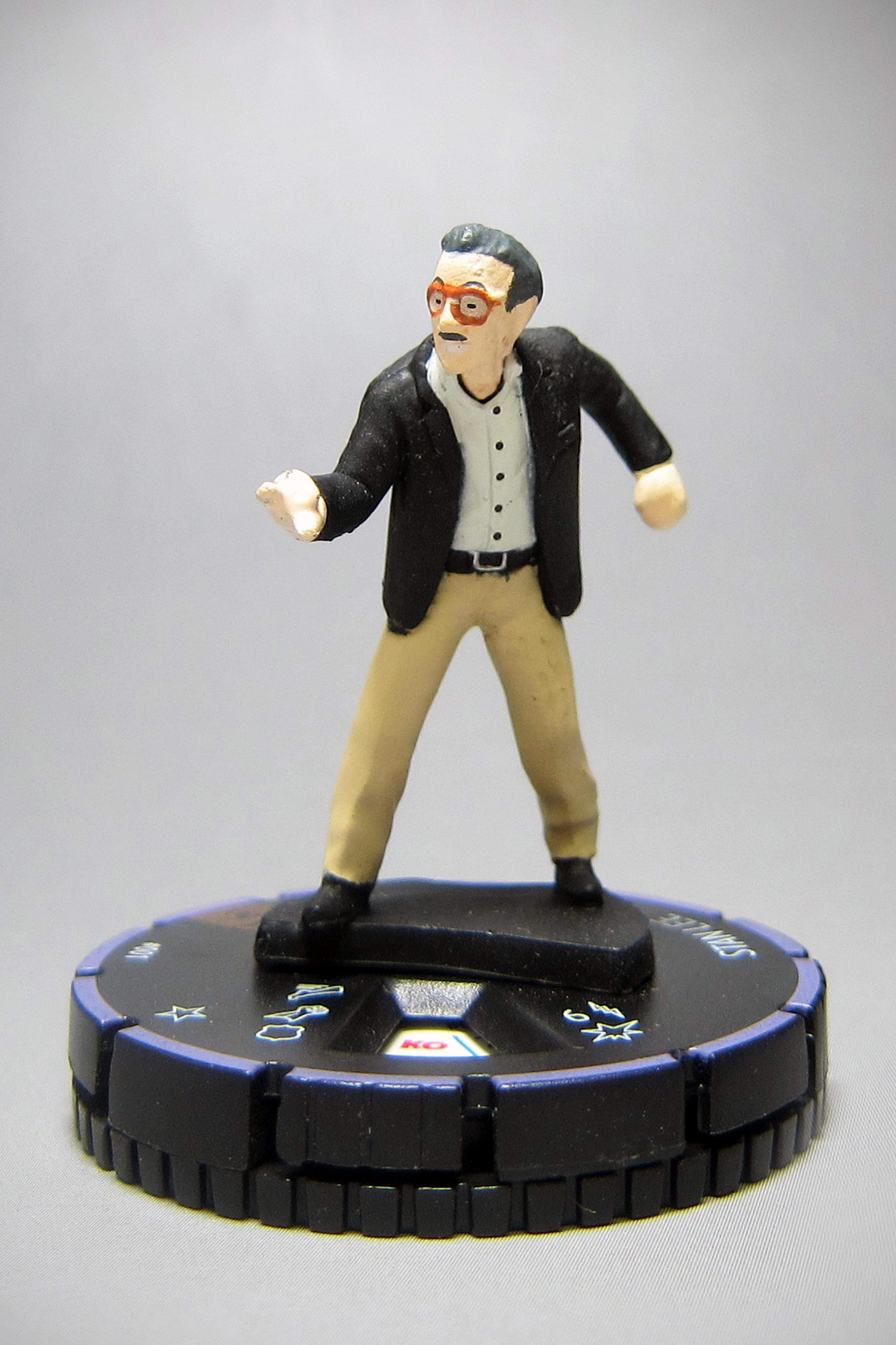 Comic-Con The Movie Episode IV A Fan's Hope Limited Edition DVD & HeroClix Combo Pack #01 Stan Lee