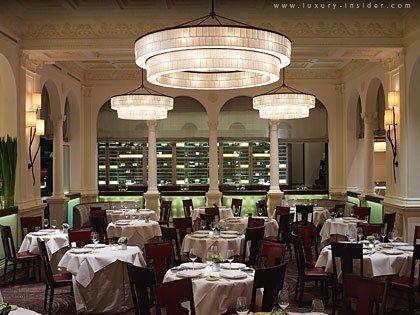 Daniel New York City Great Restaurants Restaurant New