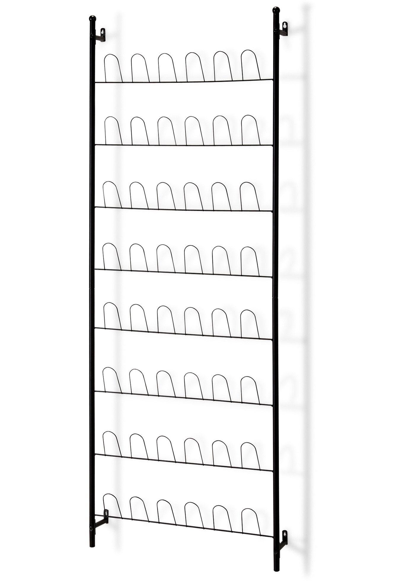 Guarda qui un 39 ottima idea salvaspazio pratica rastrelliera portascarpe da appendere alla porta - Portascarpe da appendere ...