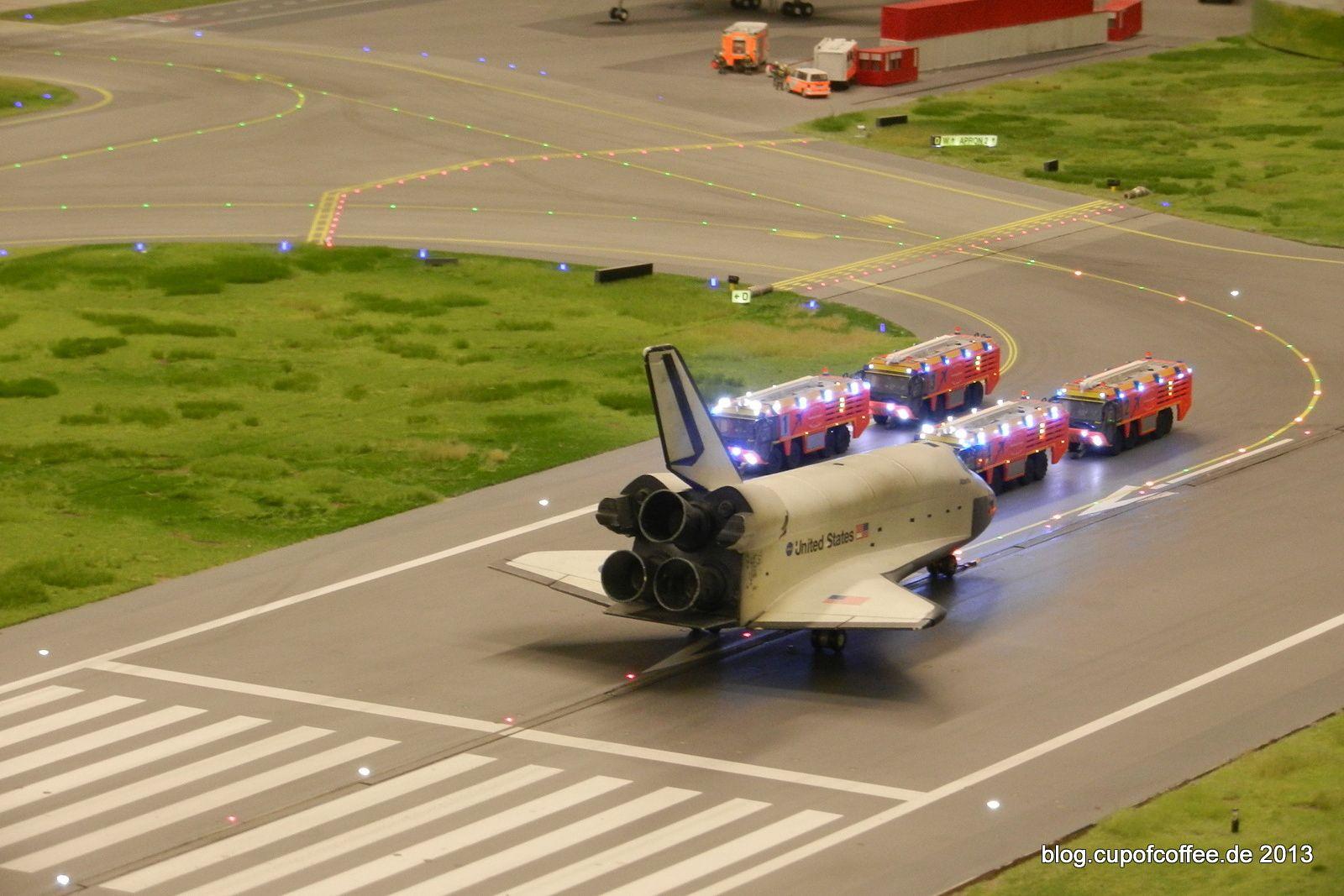 Sep. 2013 - Space Shuttle Atlantis