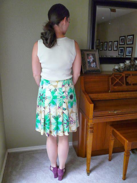 Amanda's Adventures in Sewing: sewing