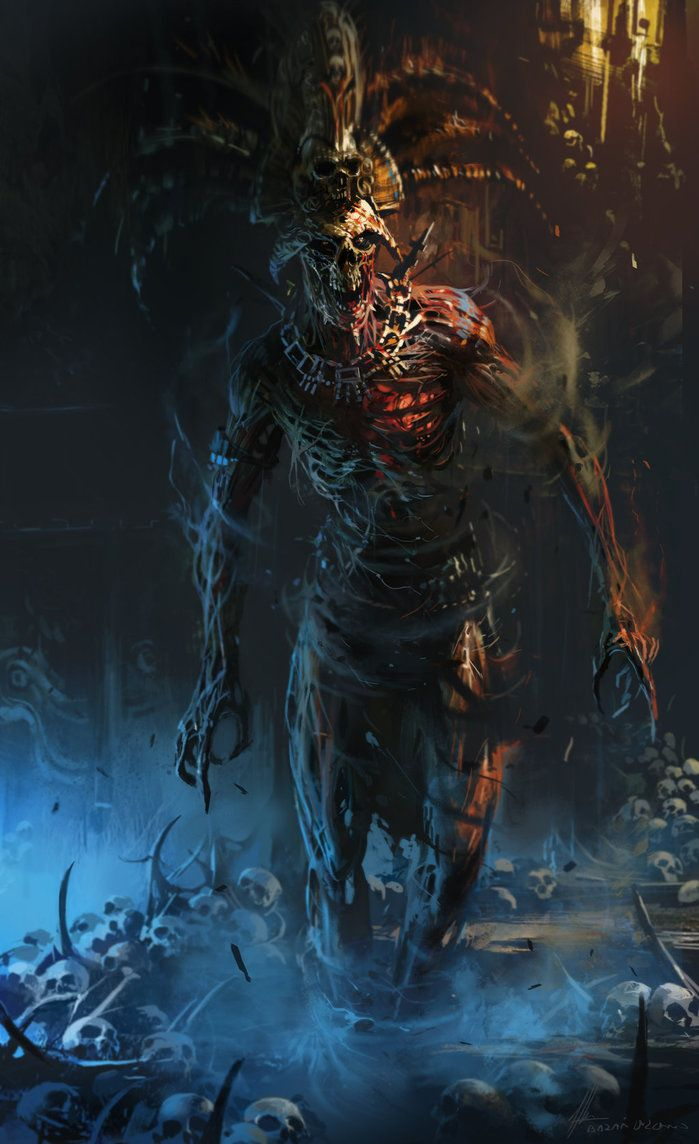 This Concept Was Done For A Possible Movie Film Hope You Like It Dark Fantasy Art Fantasy Monster Horror Art