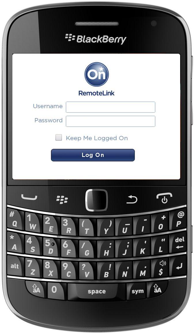 OnStar Introduces RemoteLink Mobile App for BlackBerry