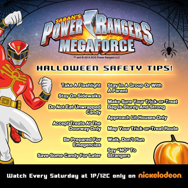 Use these Halloween Safety Tips this year to keep Halloween safe and fun!