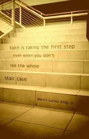 faith from the king.