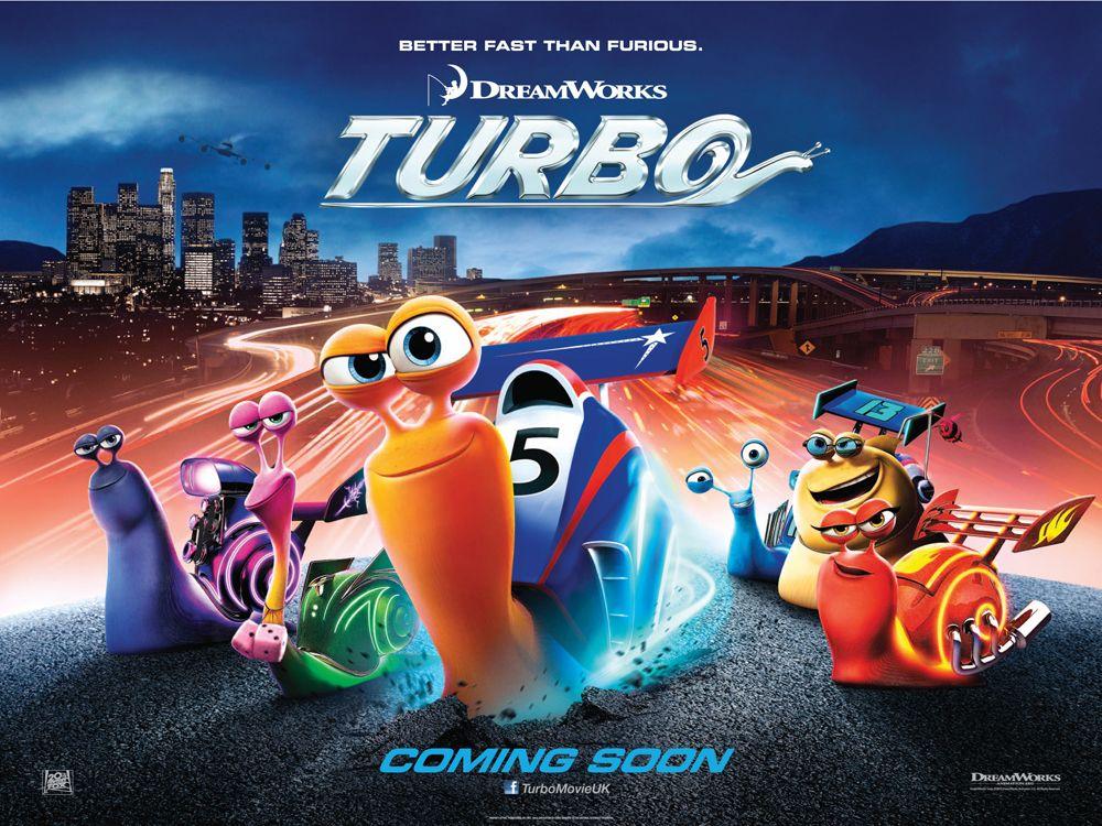 Turbo Teaser Artwork (con imágenes) Películas de