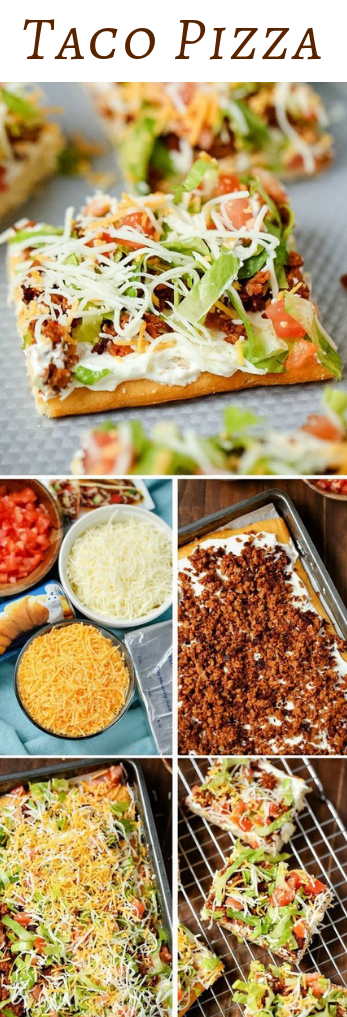 Taco Pizza images