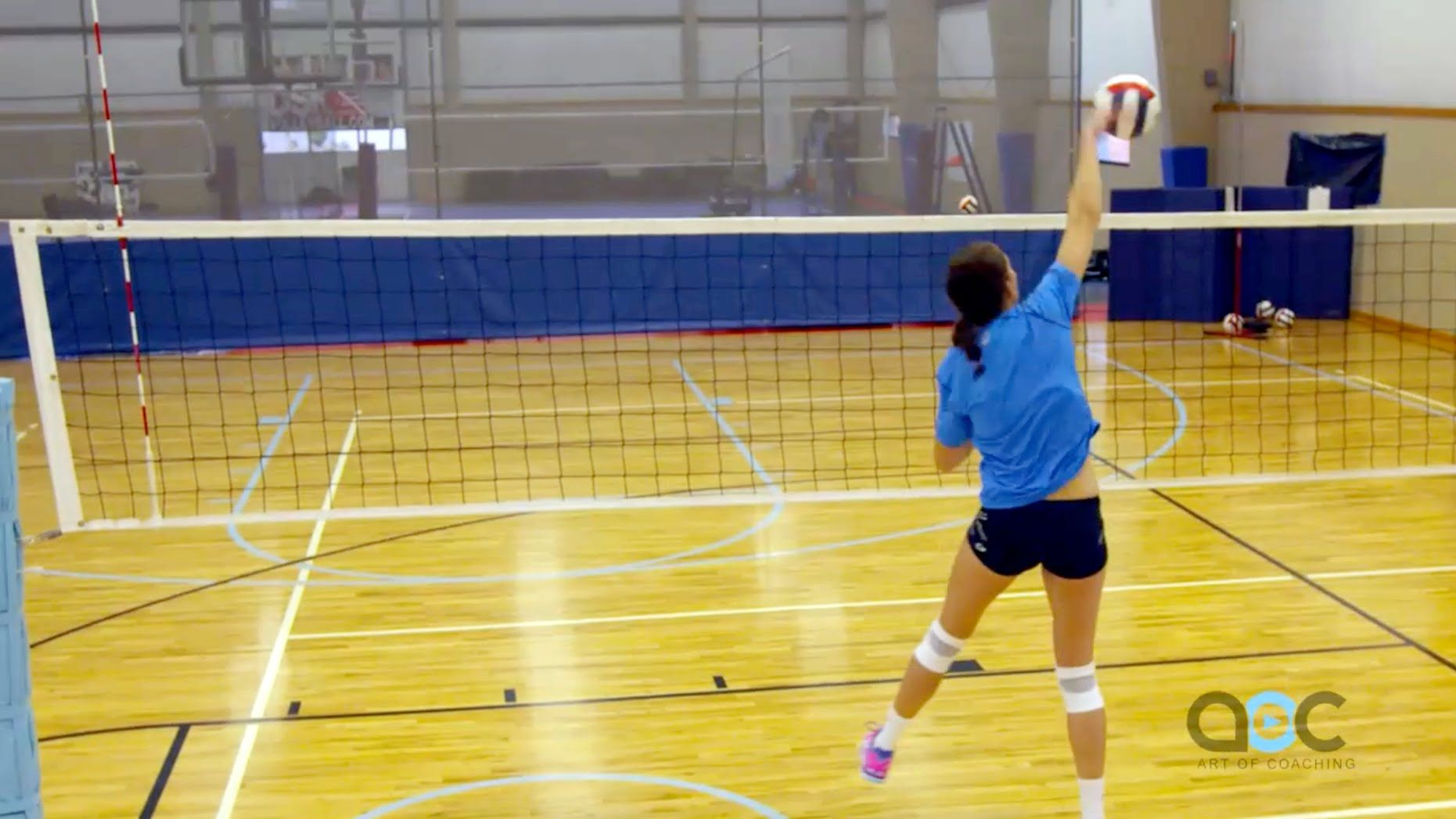Hitting Tips Terry Liskevych The Art Of Coaching Volleyball Coaching Volleyball Volleyball Training Volleyball Drills
