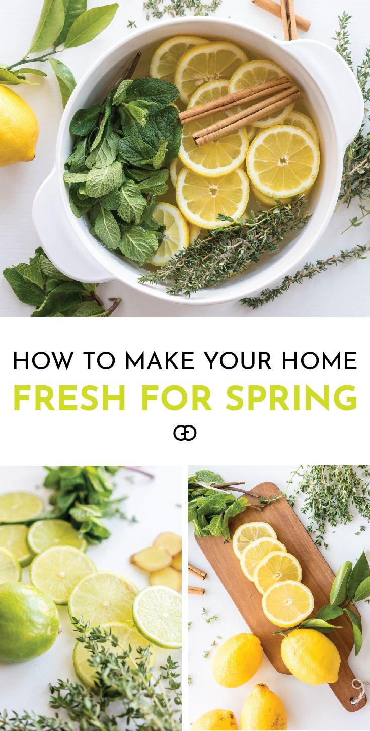 3 Stovetop Potpourri Ideas That Will Make Your Home Smell Like Spring