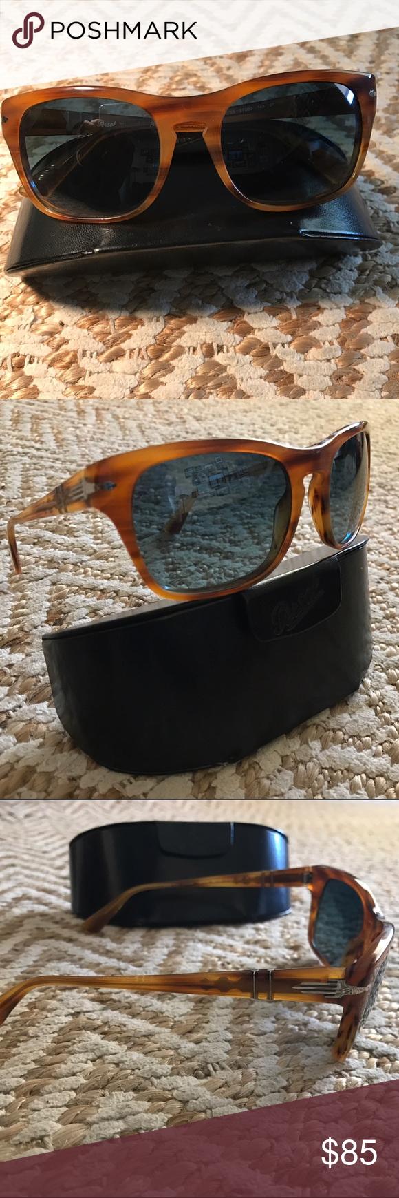 Persol Polarized Sunglasses with Original Case