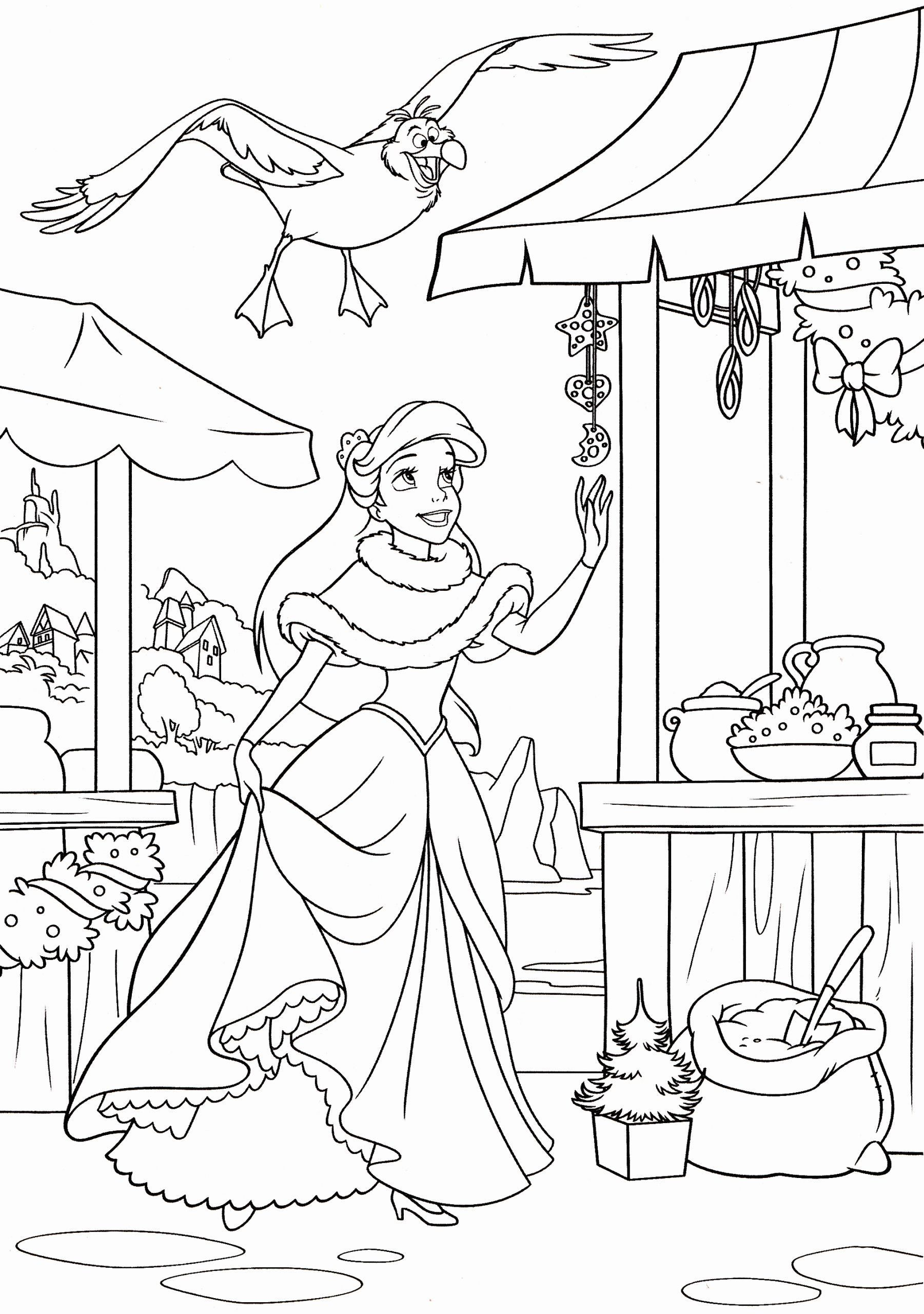 Disney Character Coloring Pages Best Of Printable Disney Princess Coloring Pages Mermaid Coloring Pages Disney Coloring Pages