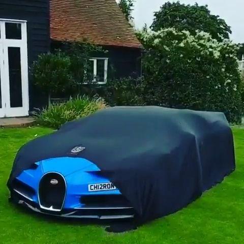 Bugatti Chiron - Most Luxurious Cars #luxurycars