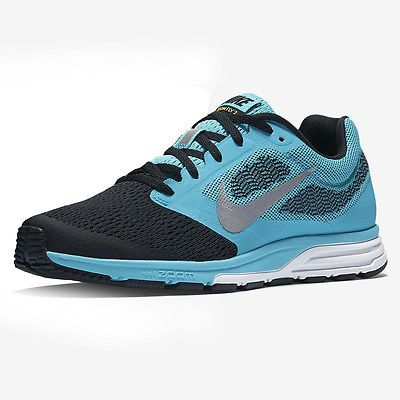 detailed look new authentic good looking Nike Air Zoom Fly 2 Womens 707607-405 Gamma Blue Running Training ...